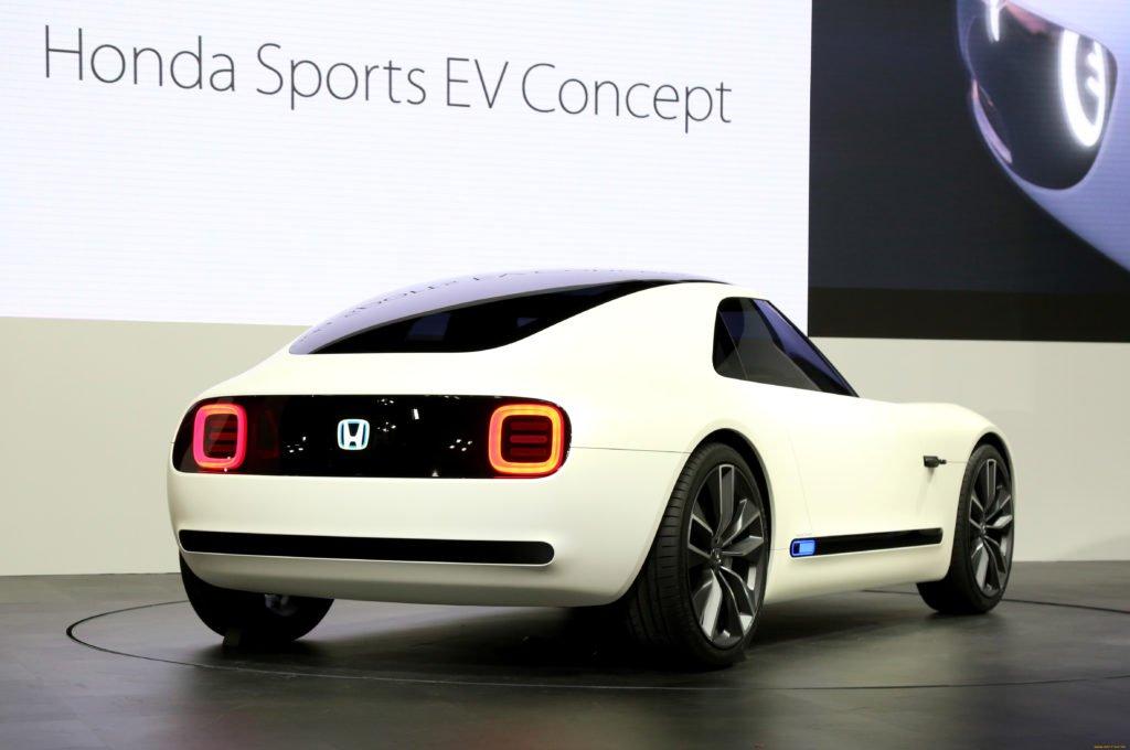 Электрический шоу-кар Honda Sports EV станет серийным