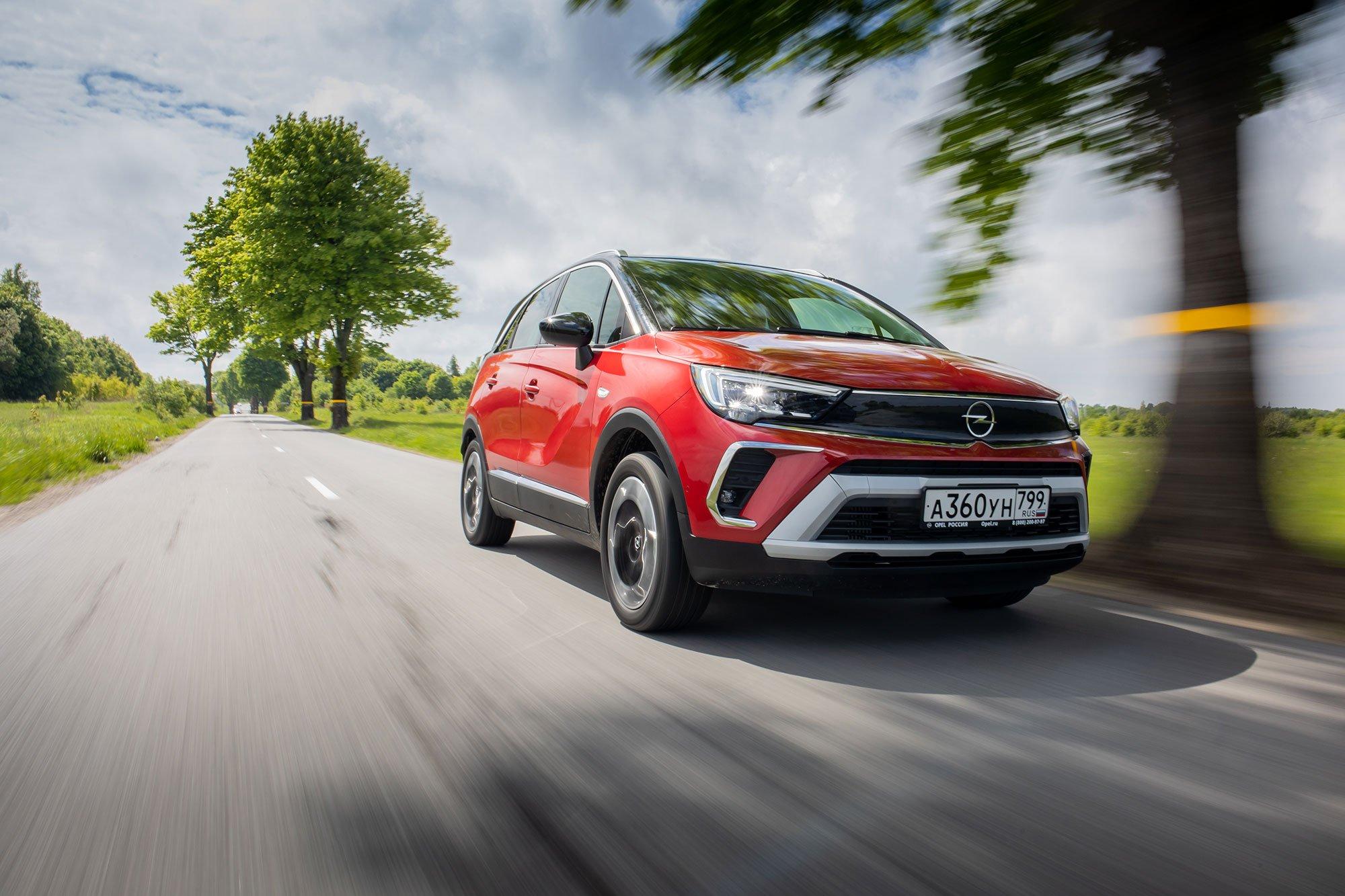 Почему Opel Crossland лишь прикидывается «немецким кроссовером». Проехал и сделал выводы