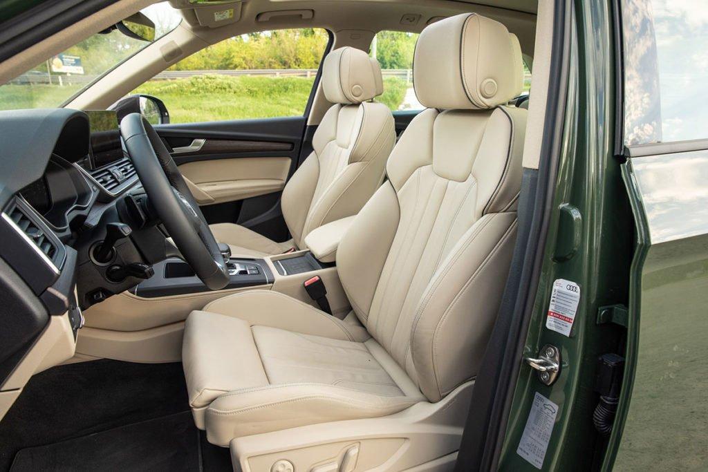 Проехал на обновлённом Audi Q5 – теперь понятно, почему это самый популярный кроссовер Ауди