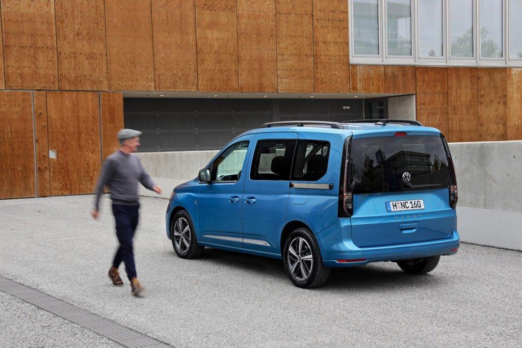 Клиенты, заказавшие Volkswagen Caddy 5, получат «Пакет технического обслуживания» в подарок