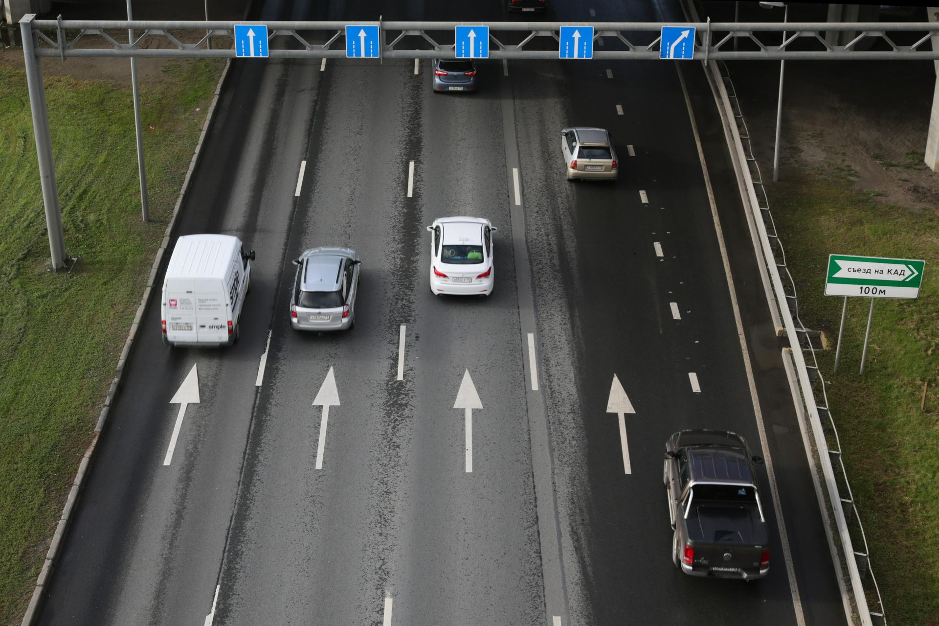 Одна из федеральных трасс в России станет тестовым полигоном для беспилотников