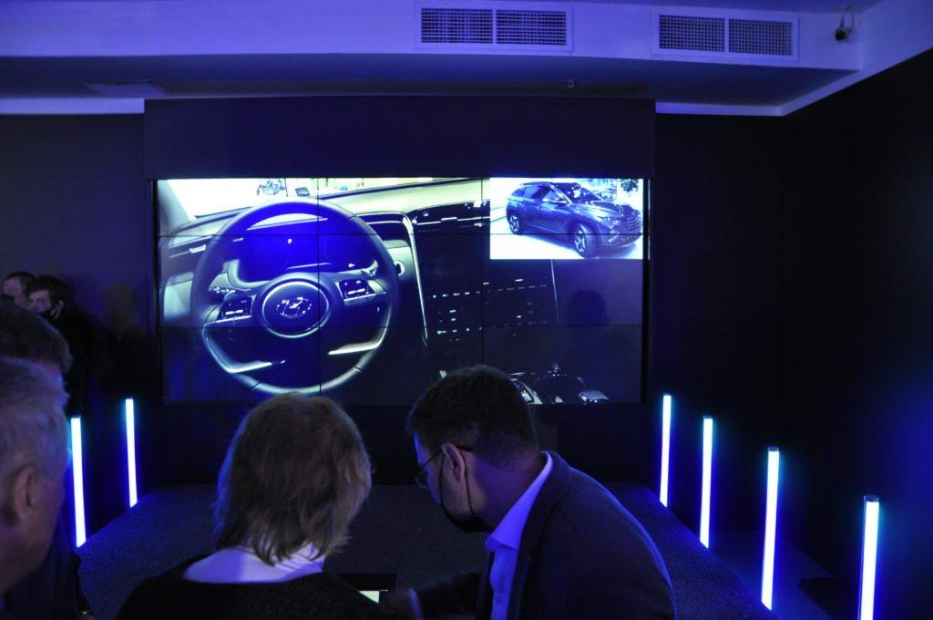 В Москве показали новый Hyundai Tucson