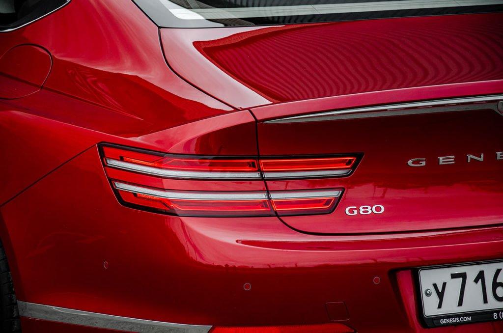 Не дали сравнить Genesis G80 с немецким конкурентом. Причина отказа удивила