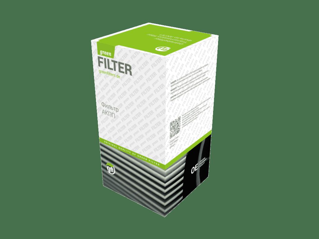 Новинка от GREEN FILTER – фильтры АКПП