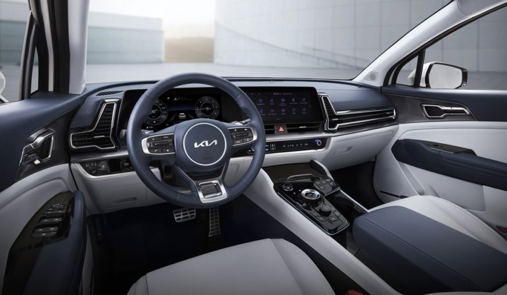 Kia Sportage 5-го поколения представлен официально