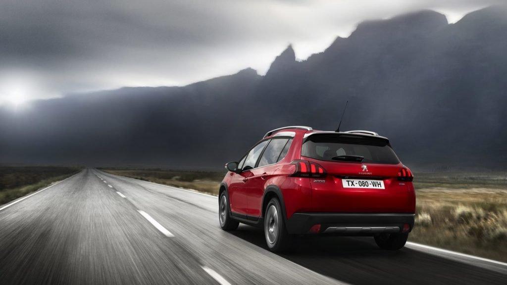 В России появится Peugeot 2008 с мощным мотором