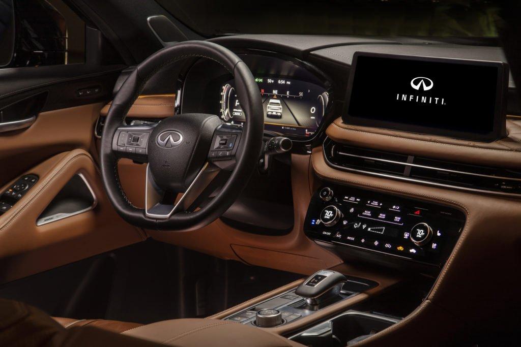 Представлен Infiniti QX60 нового поколения: дизайн поменяли, а мотор оставили