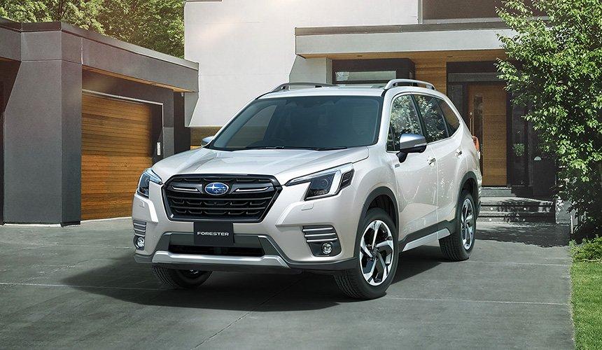 Представлен обновленный Subaru Forester: рассказываем, что поменялось (спойлер: почти ничего)