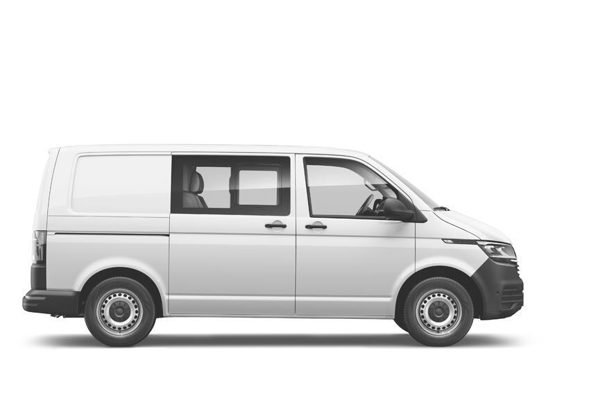 В России начались продажи Volkswagen Transporter Kasten DoKa