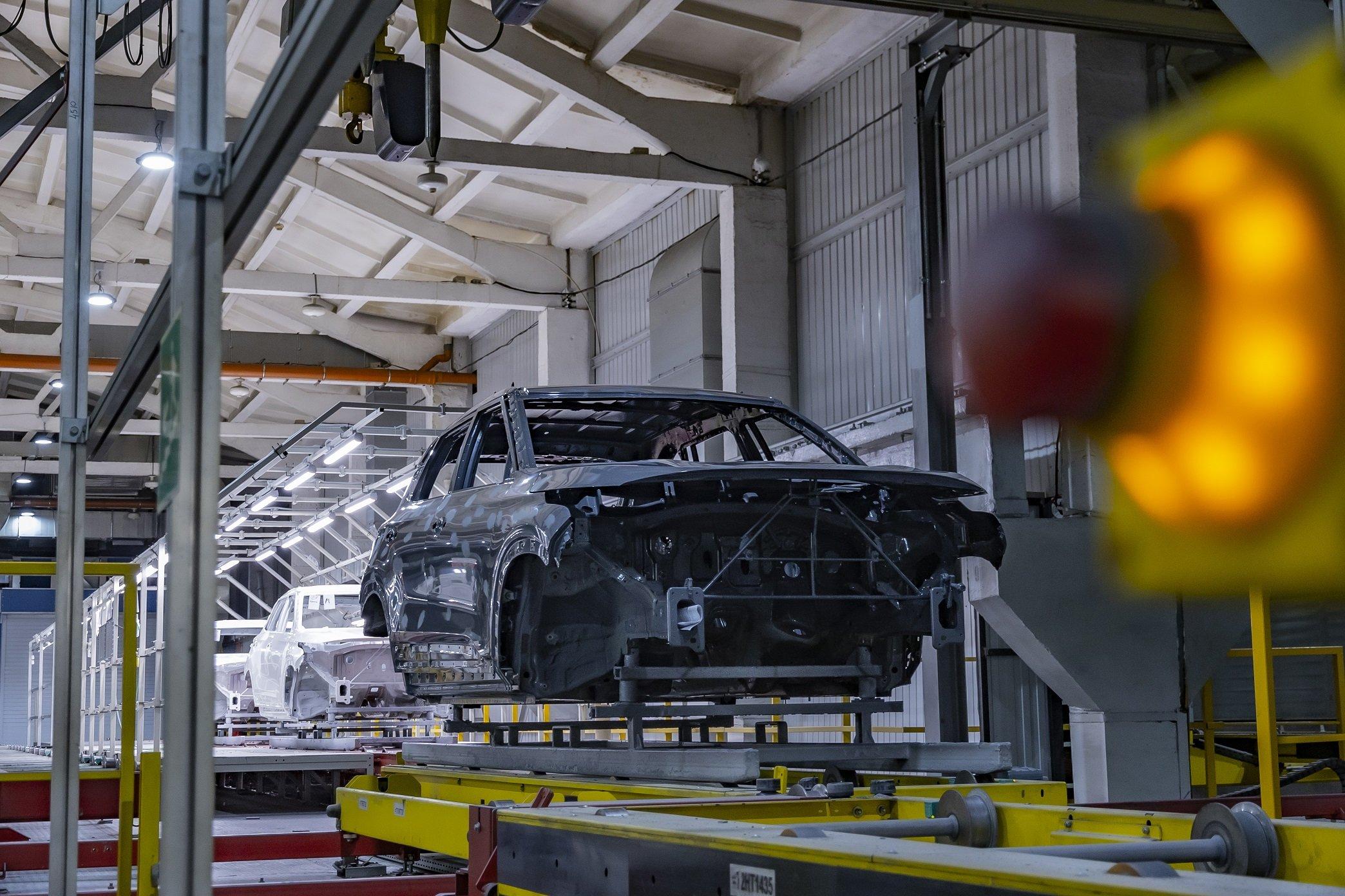 Завод АВТОТОР модернизируют – это позволит выпускать больше машин