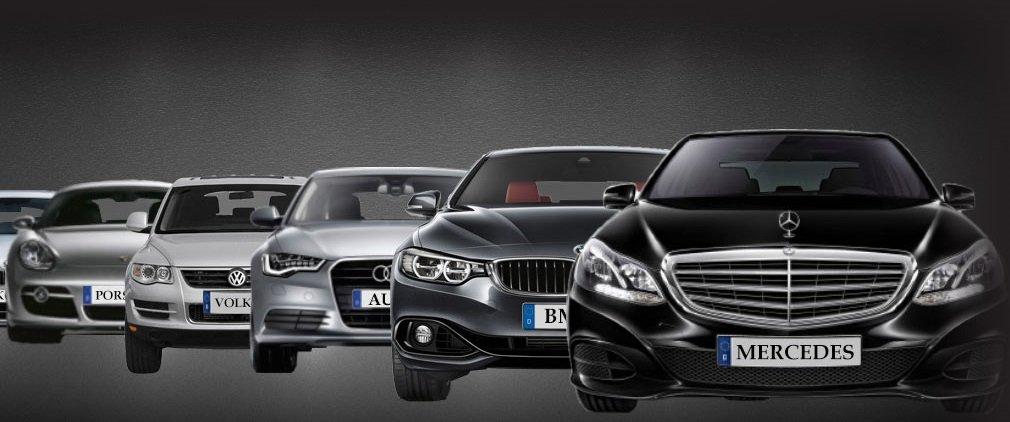 Немецкие автоконцерны получили многомиллионный штраф