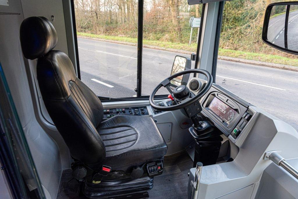 Без СО2: компания Alexander Dennis представила первый двухэтажный автобус с нулевым уровнем выбросов