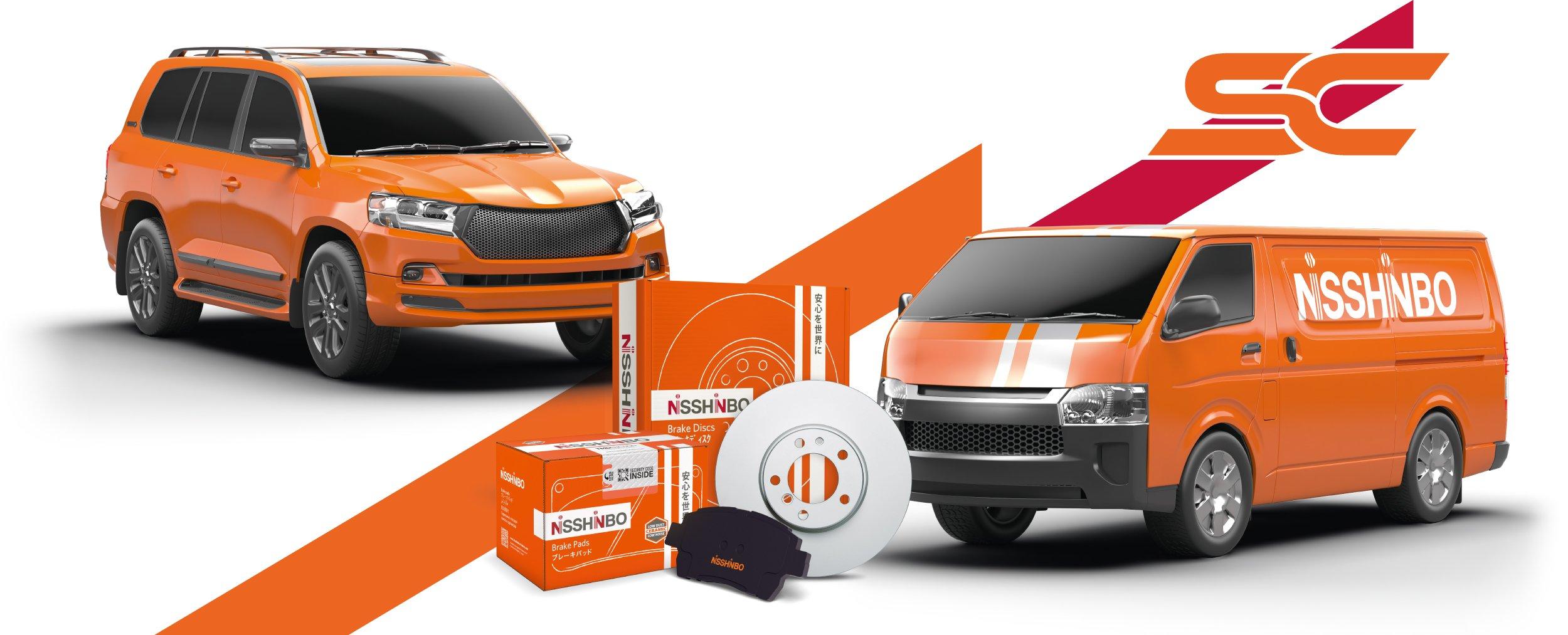 Nisshinbo Strong Ceramic — новая серия тормозных колодок