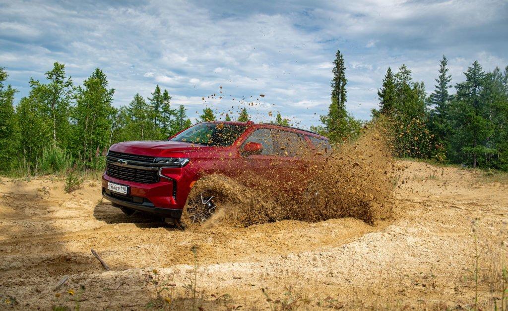 Испытал новый Chevrolet Tahoe и понял, что можно не переплачивать за Cadillac Escalade