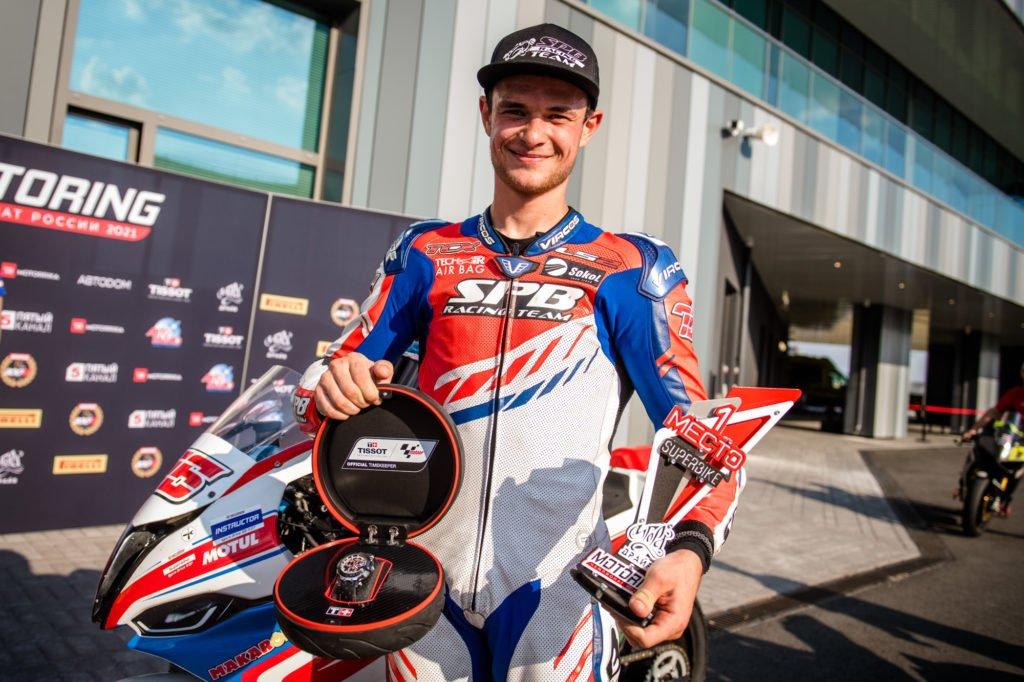 В Петербурге прошел очередной этап чемпионата Motoring