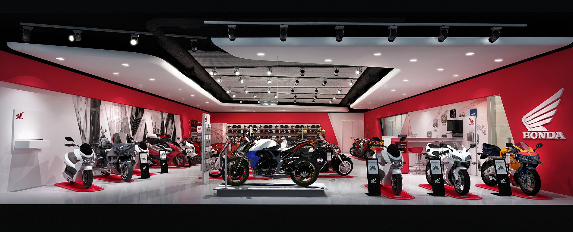 Дилеры мототехники Honda приглашают на тест-драйв новинок