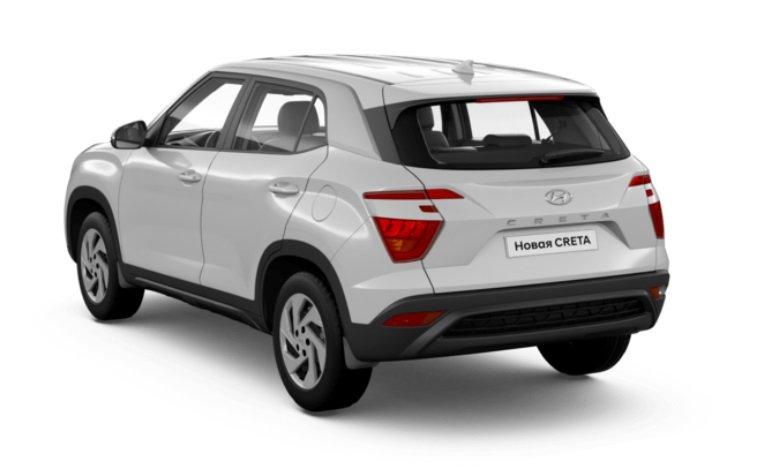 Показан новый Hyundai Creta в минимальной комплектации и названа цена