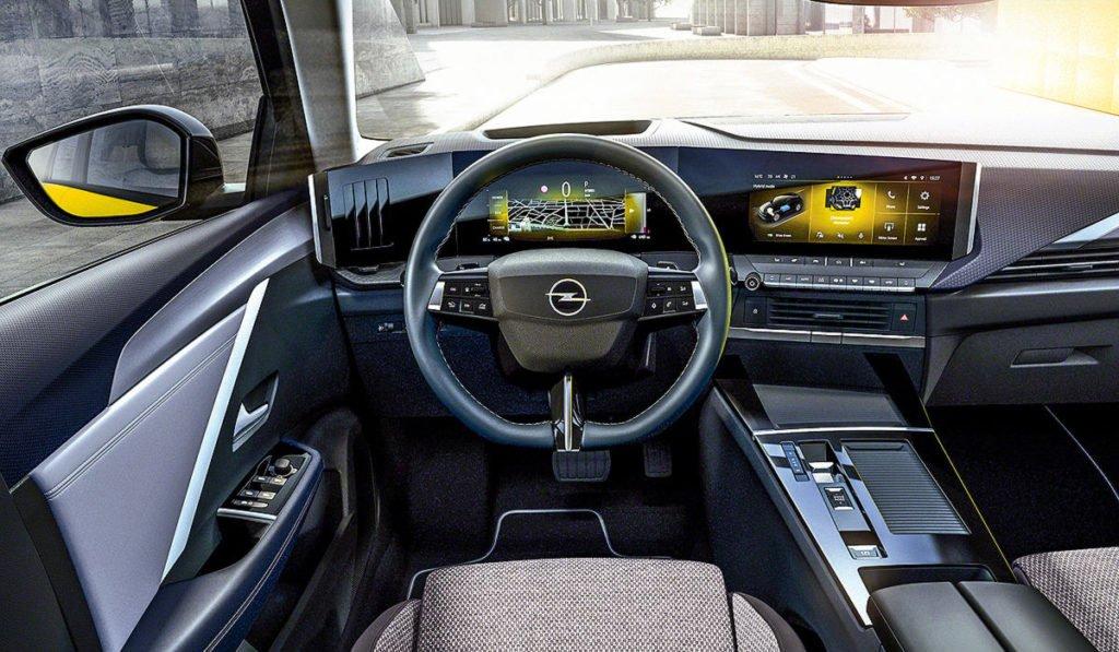 Красиво, но дорого: представлен Opel Astra нового поколения
