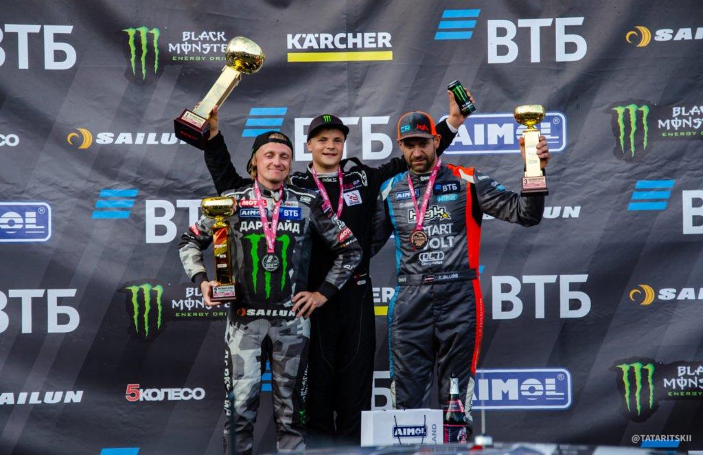 Стена, полеты и 16-летний чемпион! Как прошел 4-й этап RDS GP 2021?