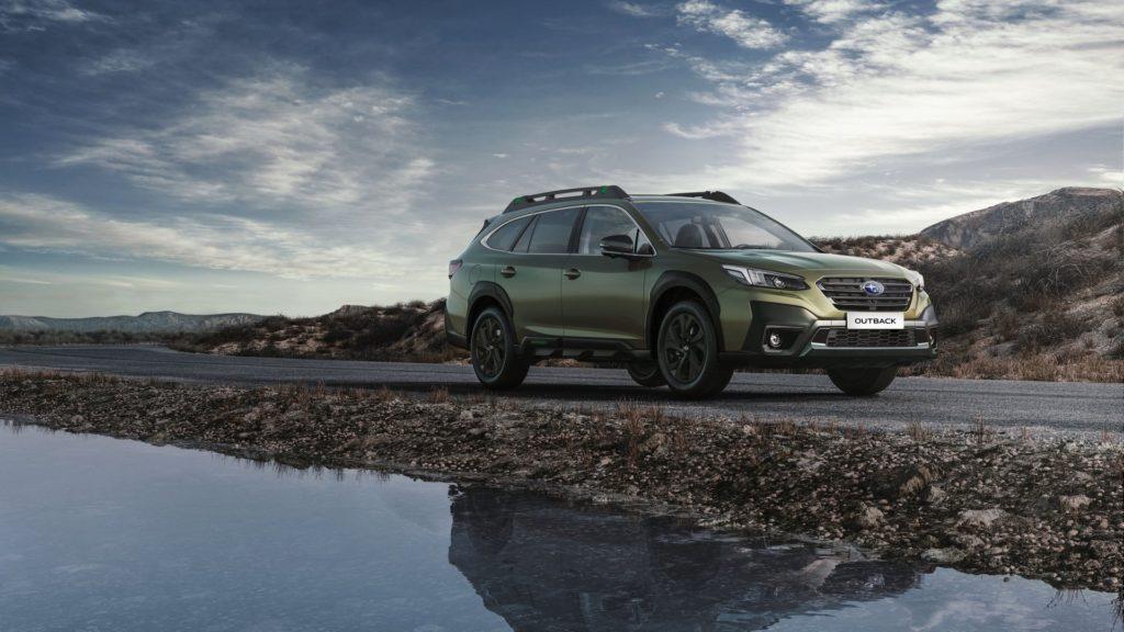Названа цена нового Subaru Outback для России и она не радует