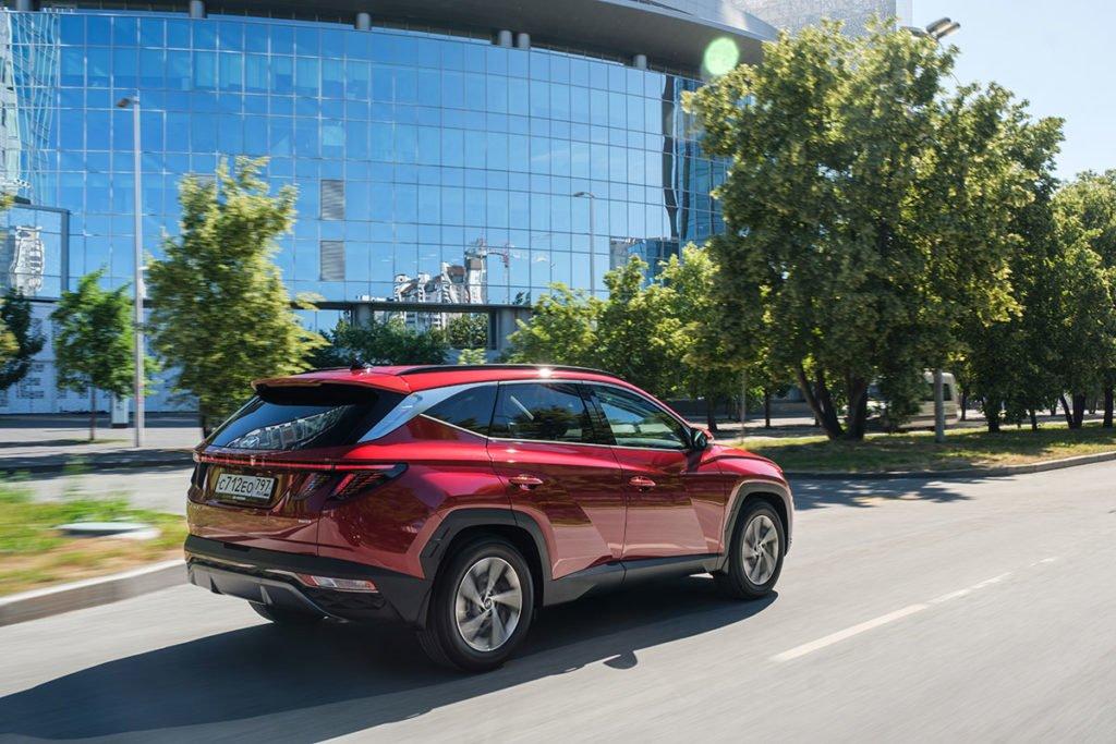 Проехал на новом Hyundai Tucson: он больше первого Santa Fe и круче RAV4