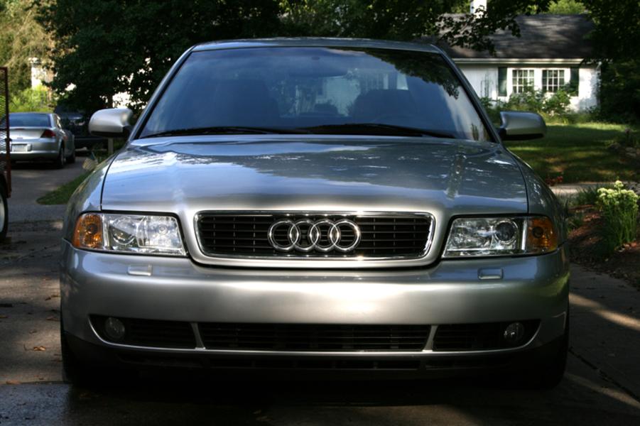 У старых Audi обнаружена опасная проблема