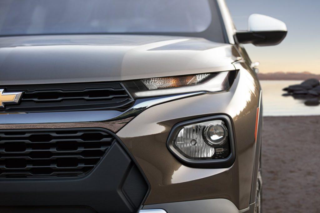 В Россию привезли новый Chevrolet Trailblazer: названа цена