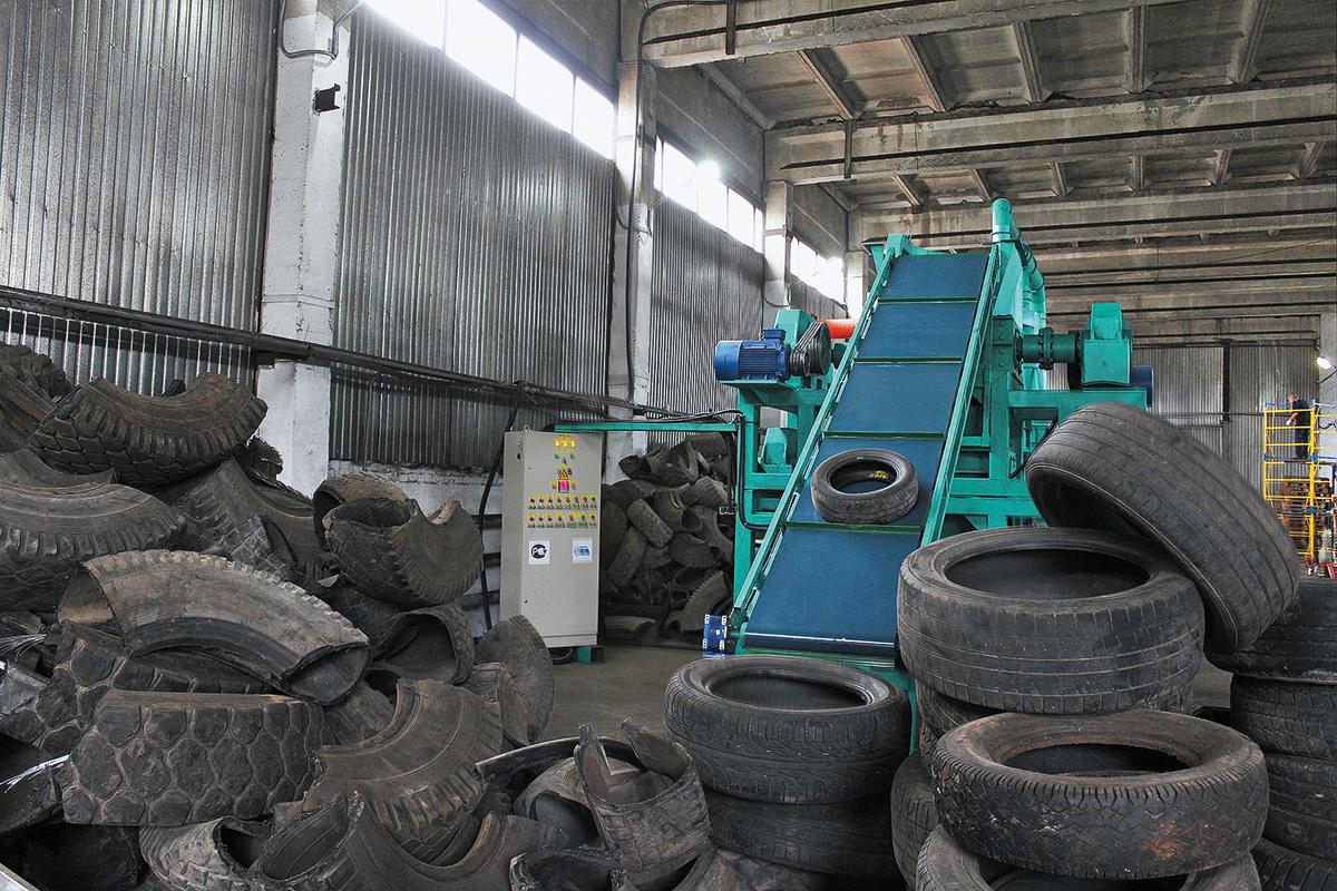 Как заработать на переработке шин: примеры успешного бизнеса