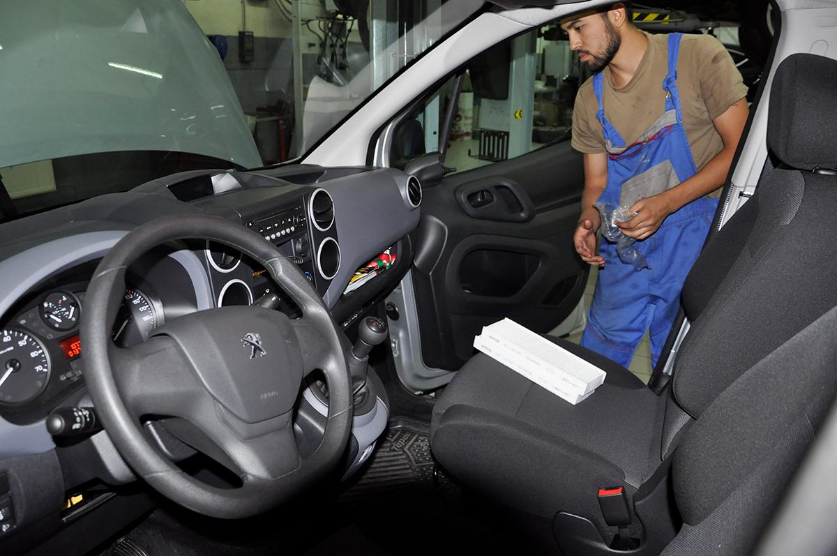 Сделал первое ТО на Peugeot Partner российской сборки: сколько отдал, и на чем можно было сэкономить