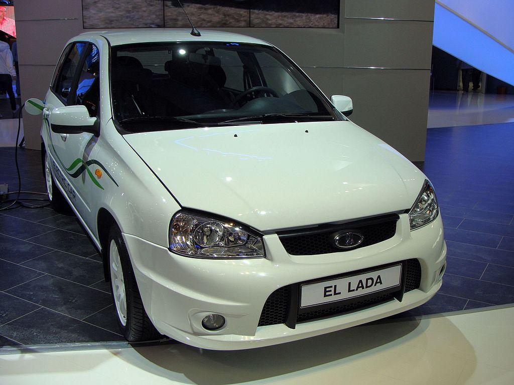 Серийные электромобили Lada: стали известны подробности