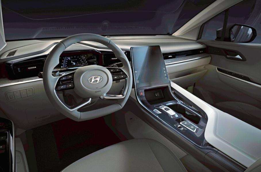 Минивэн Hyundai Custo полностью рассекречен: сенсации не случилось
