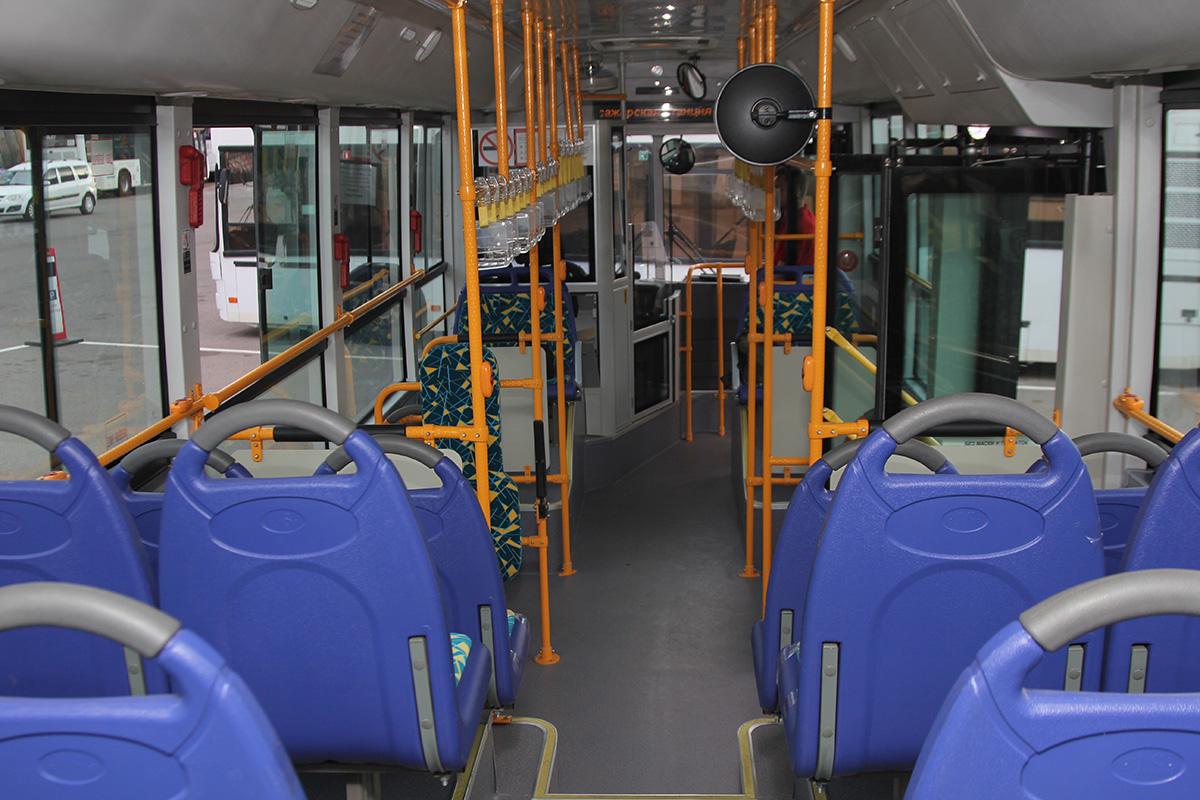 Что говорят перевозчики про китайский автобус Zhon Tong LCK 6105. Есть ли у него шанс?