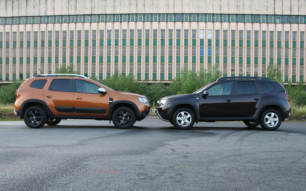 Выбор читателя Renault Duster I или Renault Duster II. Старый друг