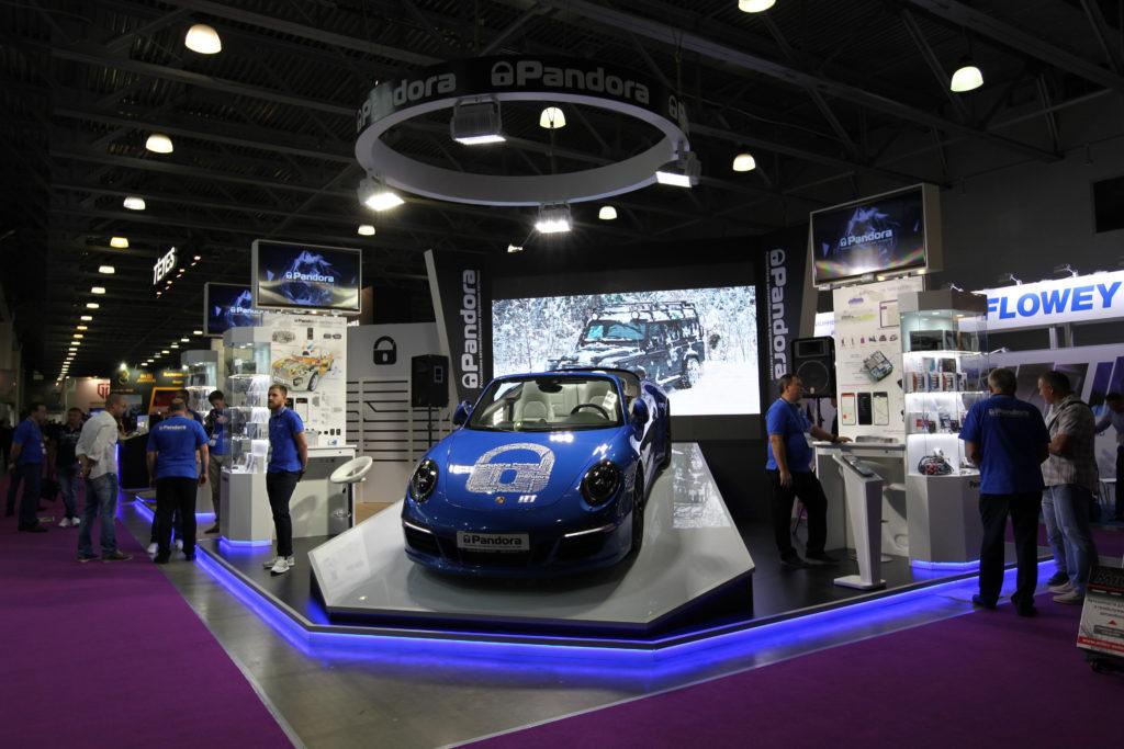 Более 15 лет выставка «Интеравто» дает возможность раскрыть потенциал российских предприятий