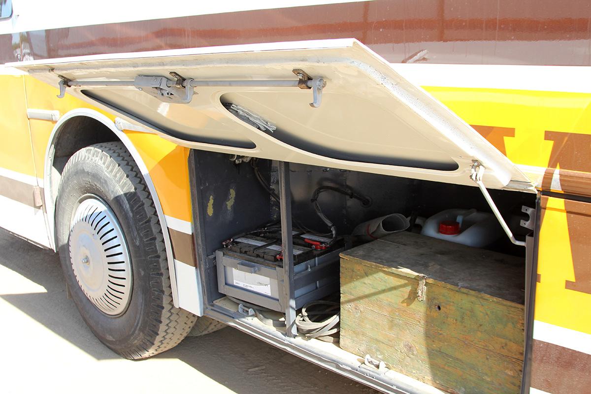 ЛАЗ-699Р: идеально восстановленный львовский «Турист» с мотором «Обжора». Показываем подробно