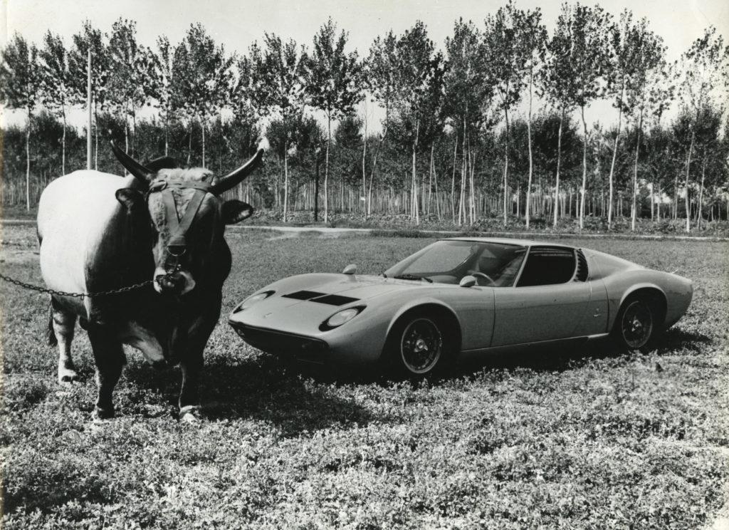 5 удивительных фактов о Lamborghini