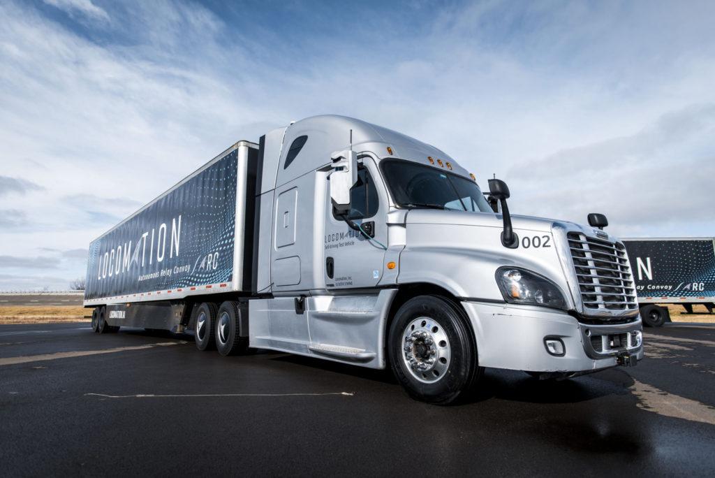 ZF и Locomation запустят в серию грузовик с автопилотом