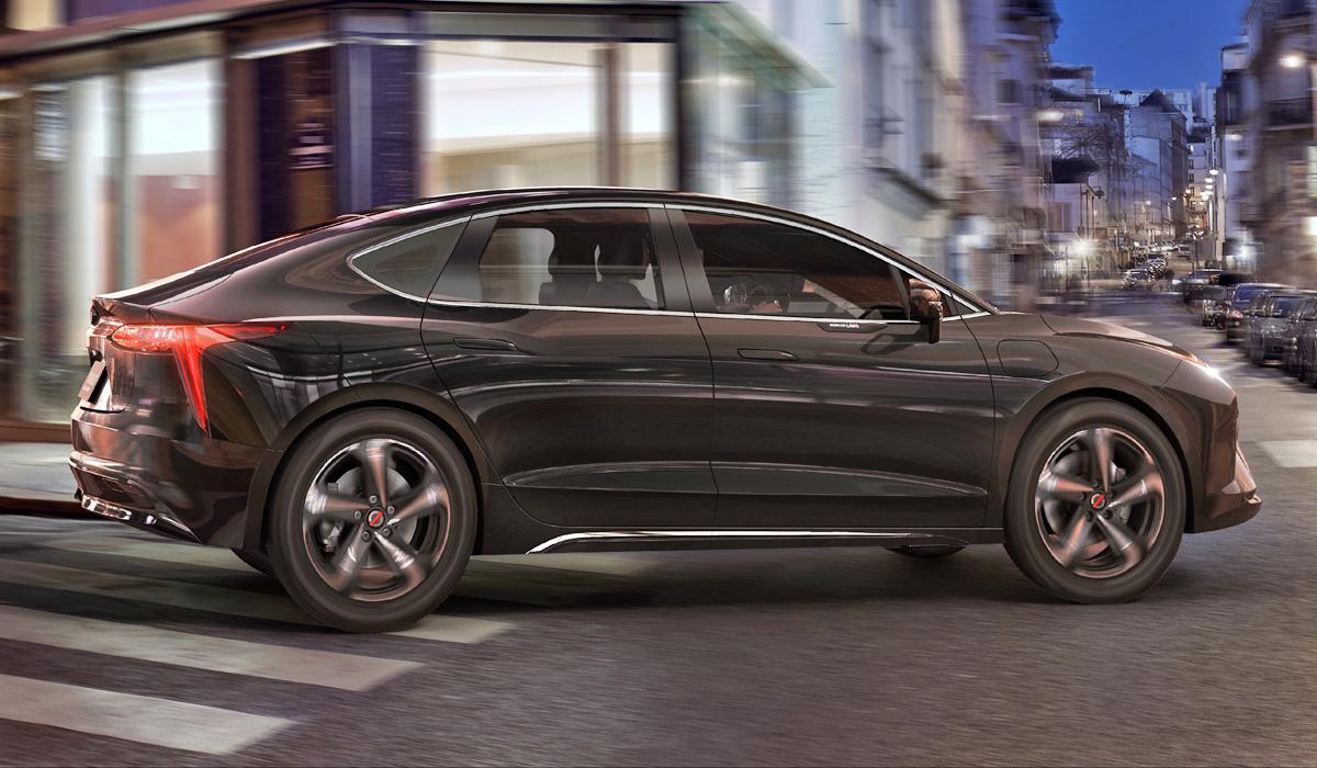 Renault выпустил электромобиль для такси и каршеринга