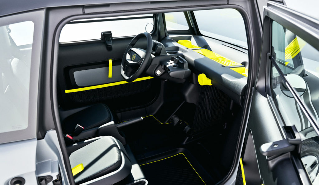 Opel выпустил бюджетный электрокар по цене «Гранты»