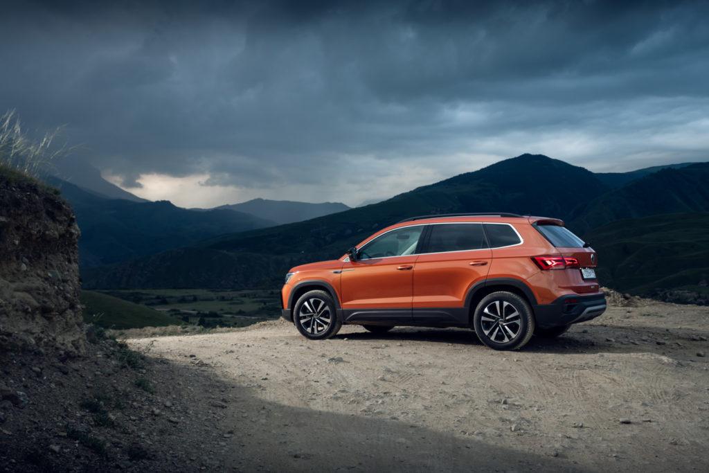 Проехал на Volkswagen Taos: рассказываю, чем он меня удивил