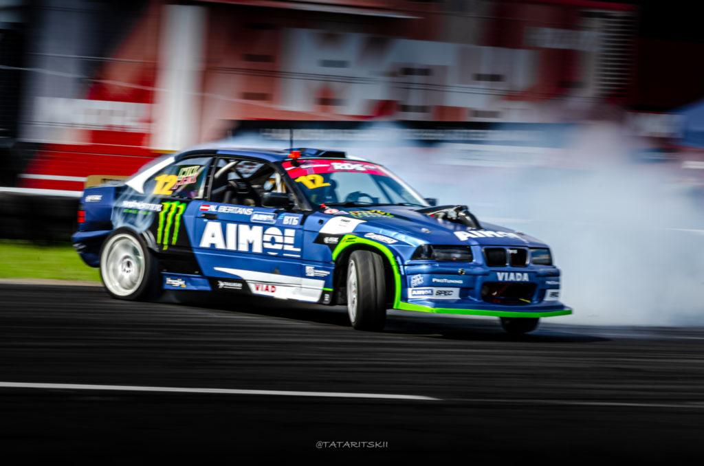 Долгожданная победа Джеймса Дина на RDS GP 2021