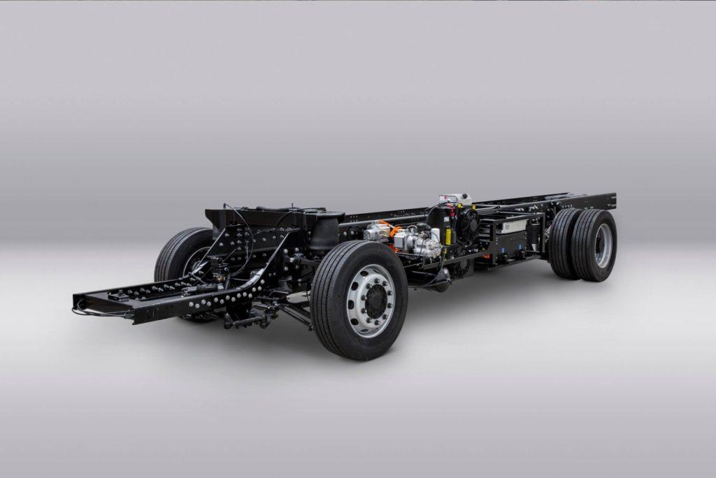Посмотрите на Volta Zero: первый в мире 16-тонный электрический грузовик