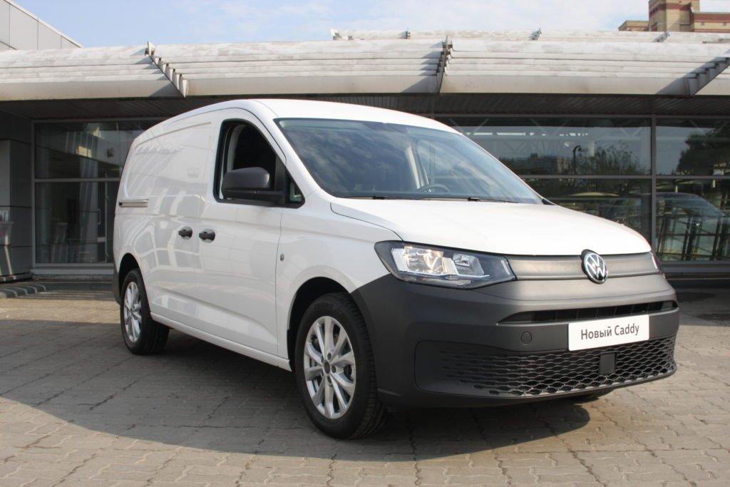 Грузовой «Гольф» за два миллиона: тест нового VW Caddy Cargo без автомата, дизеля и рессоры