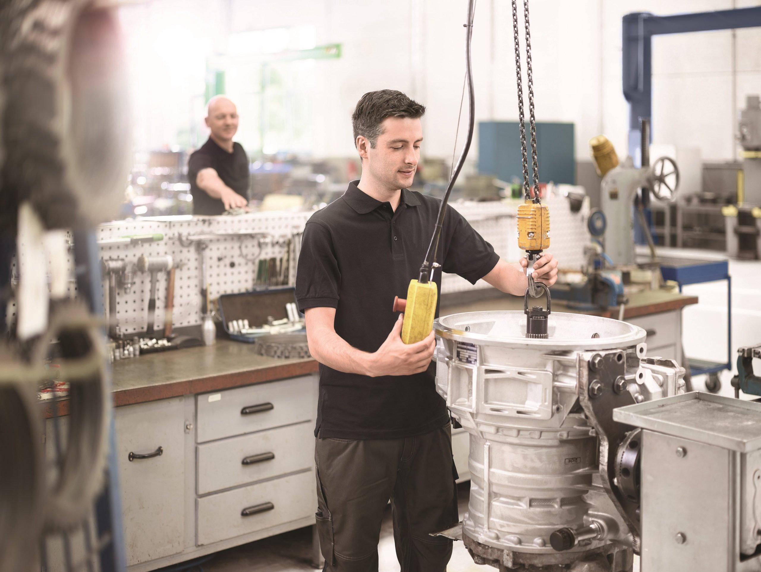 ZF предлагает запчасти для КП ведущих мировых производителей