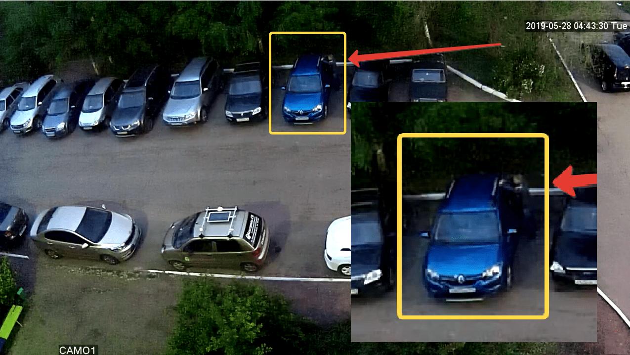 Защитит ли автомобиль круглосуточное видеонаблюдение