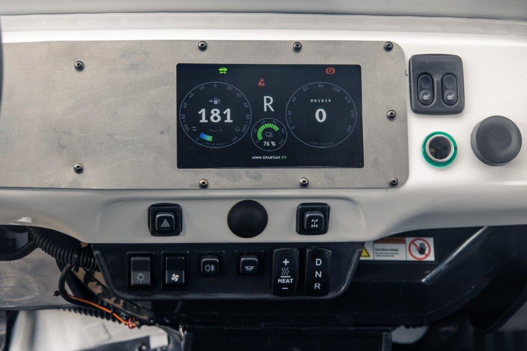 Первый тест электрического UAZ E-Hunter: «Тесла» так не может!