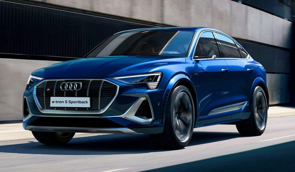 Самый дорогой электрический кроссовер Audi появился в России: цены шокируют