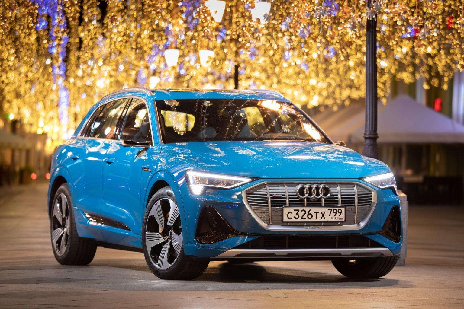 Audi запустила собственный каршеринг: цены шокируют