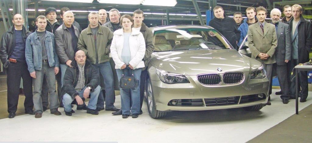 BMW «наказали» за отказ строить завод в России