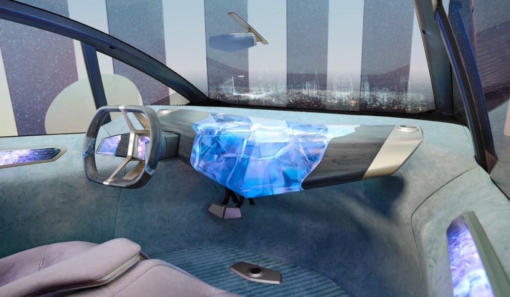 Как это развидеть: BMW показала очень странный электромобиль